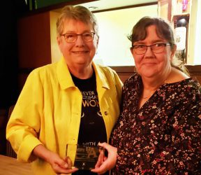 SSM receives Vision Award
